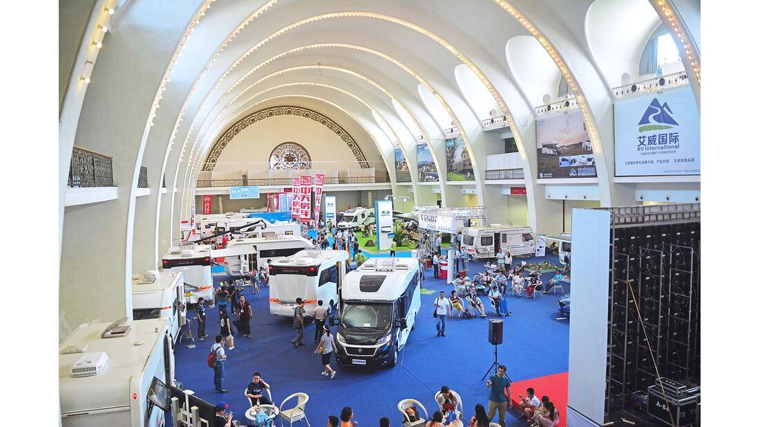 All in Caravaning Messe China