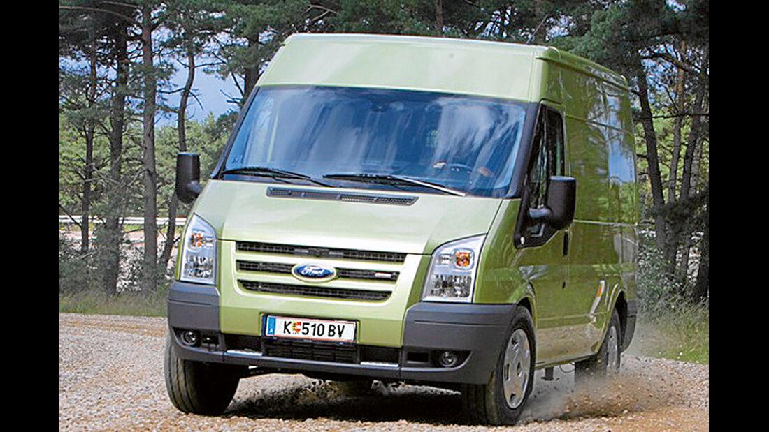 Allrad-Campingbusse 10