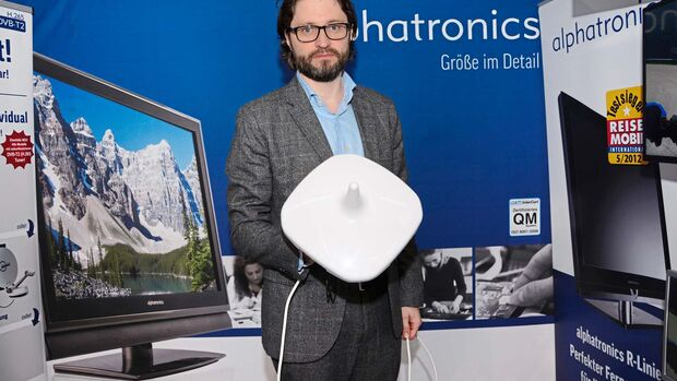 Alphatronics Antenne