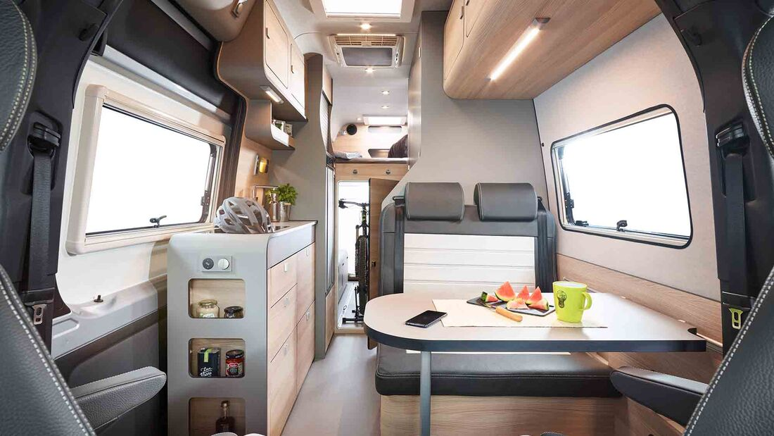 Alphavan (2021): Ein Sprinter-Campingbus der Extraklasse ...