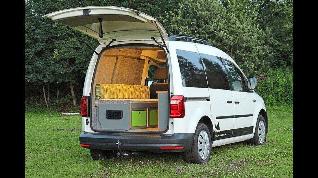 Alpin Camper Caddy