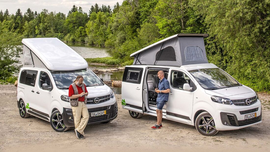 Alpincamper Opel Vivaro Edition/S (2022)