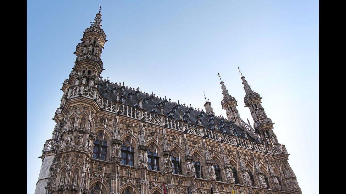 Als Bier- und Studentenhauptstadt ist Leuven bekannt