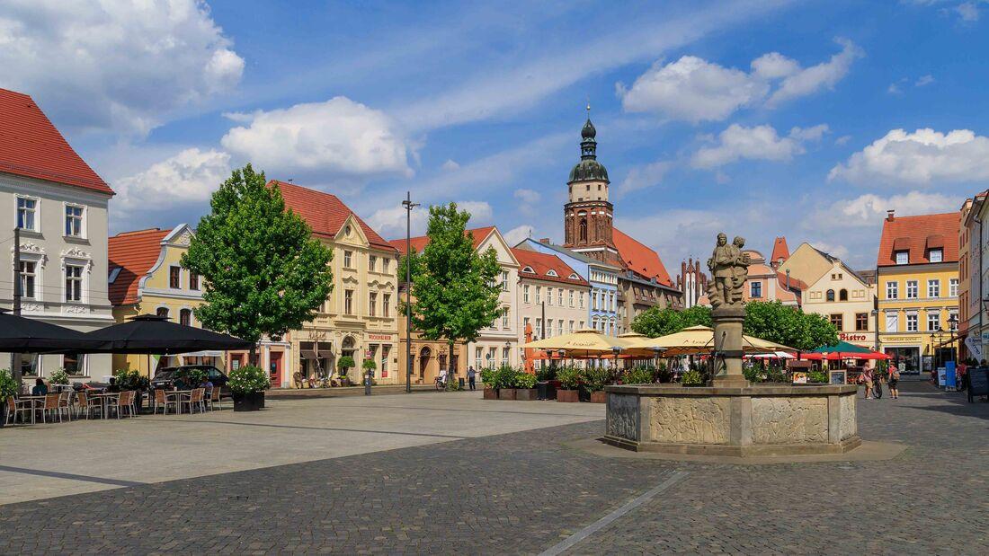 Altmarkt Cottbus