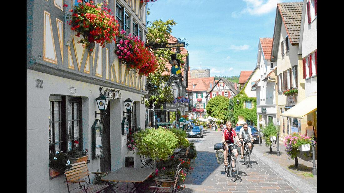 Altstadt in Besigheim