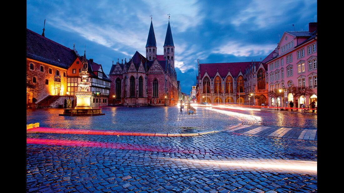 Altstadtmarkt in Braunschweig