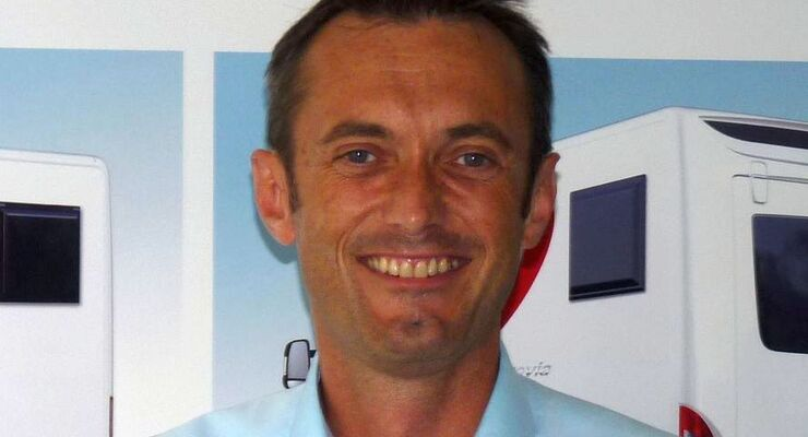 Andreas Bork wurde zum neuen Leiter für Forschung und Entwicklung beim Reisemobil- und Caravan-Hersteller Bürstner in Kehl berufen.