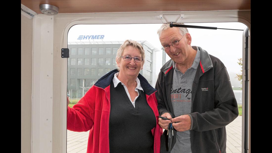 Anneke und Nico Roenitz aus Noord-Scharwande, NL