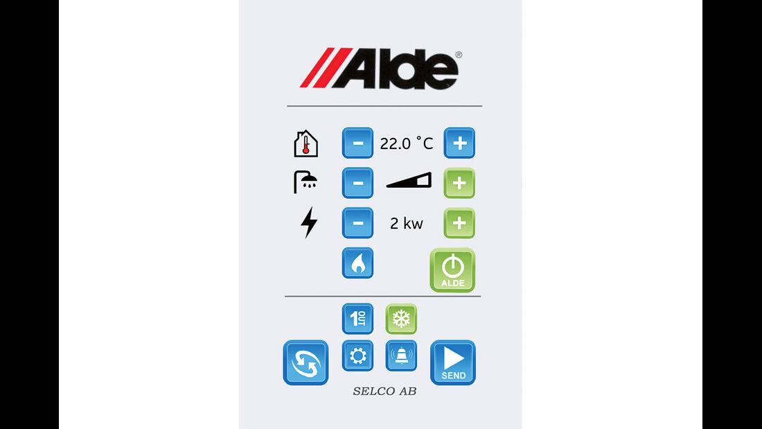 App für Heizungssteuerung
