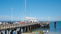 Arcachon Hafen