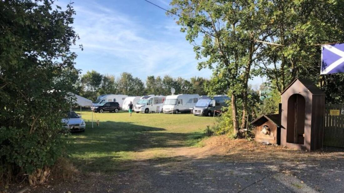 Area Autocaravanas de Campo