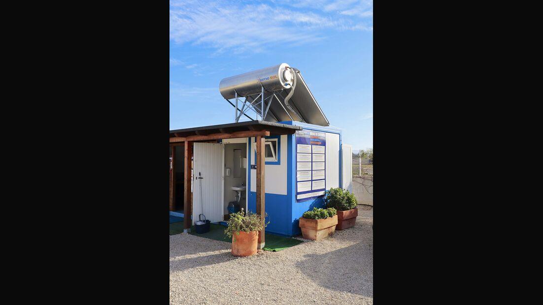 Area Camper Dunes