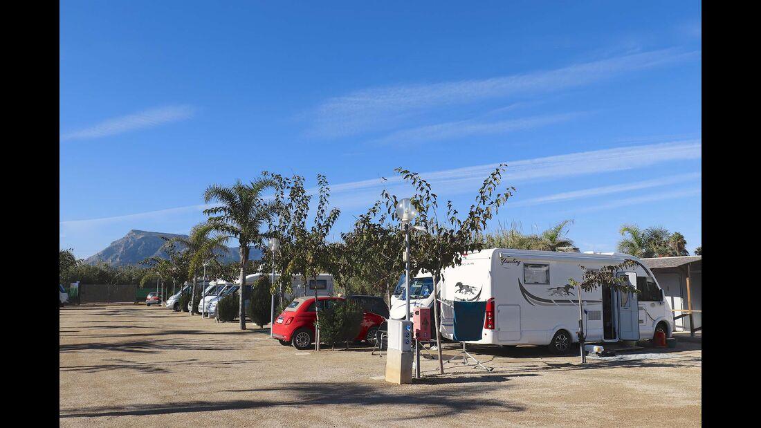 Area Camper La Finca