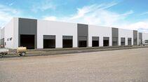 Auf den neu gebauten 1000 Quadratmetern entstehen 10 neue Serviceplätze.