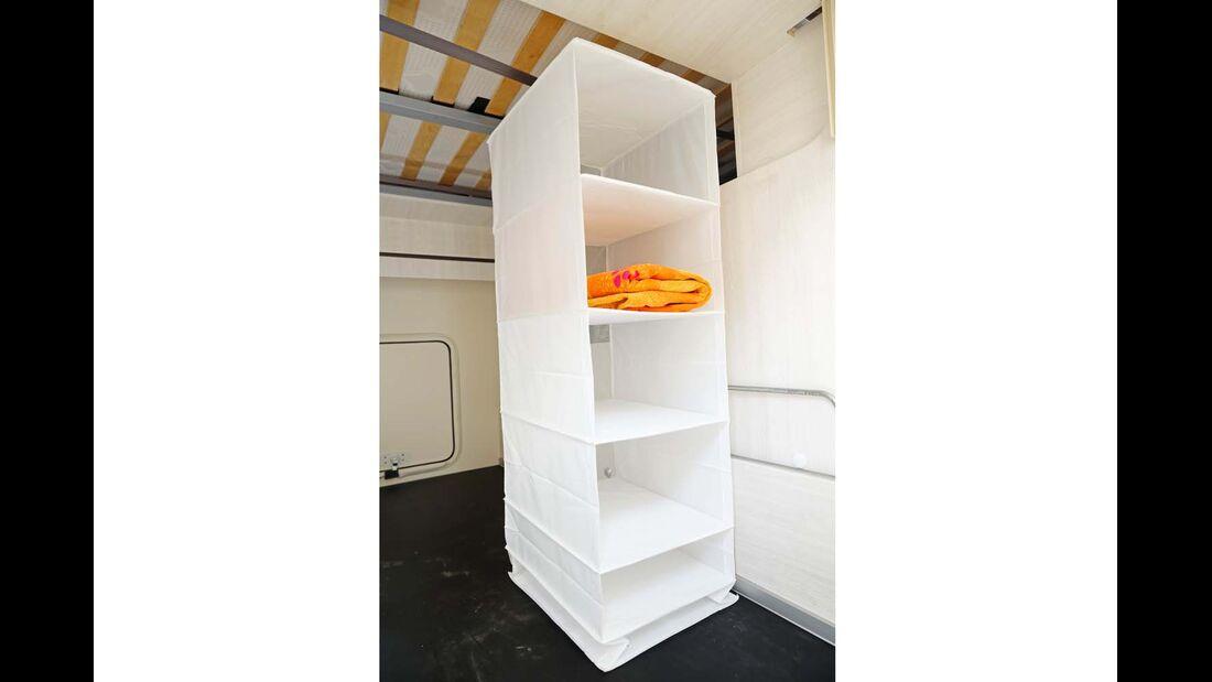 Aufbewahrung Skubb - Sorgt für Ordnung in der Garage oder im Schrank.