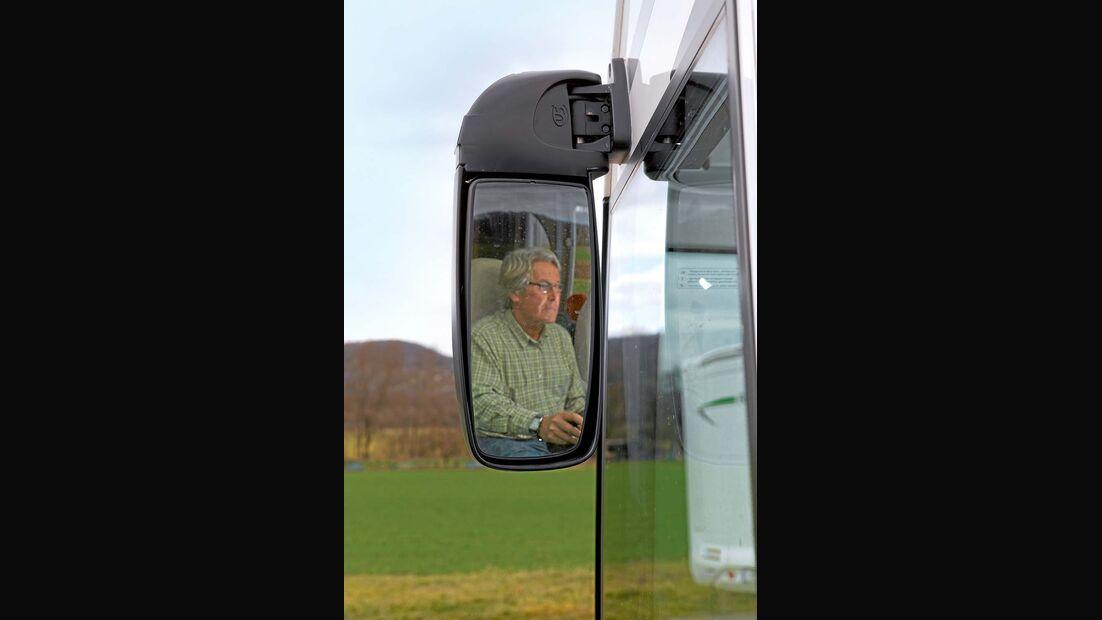 Außenspiegel beim Itineo JB 700