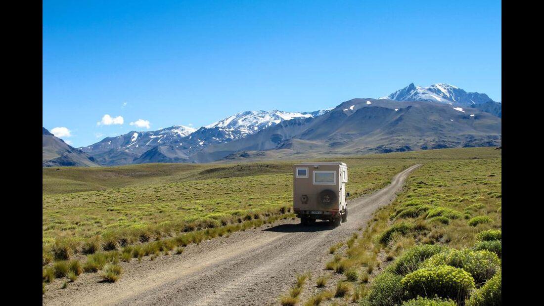 Außergewöhnliche Orte Argentinien