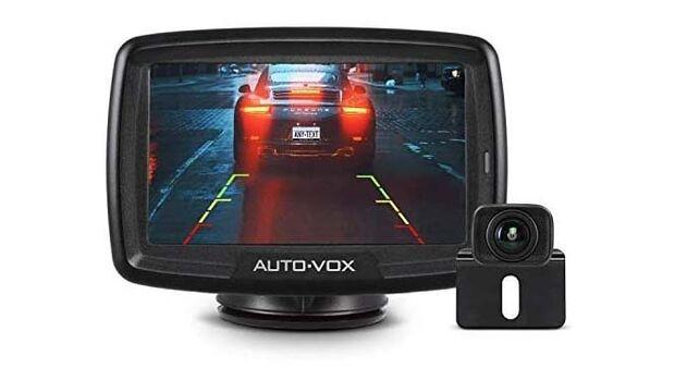Auto-Vox Rückfahrkamera
