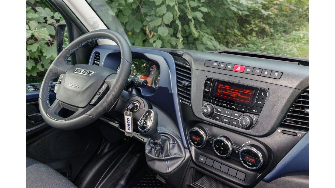 Automatische Getriebe Iveco Daily