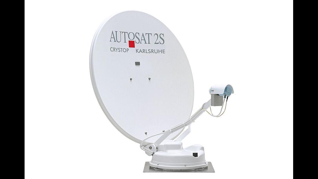 Autosat 2S von Crystop