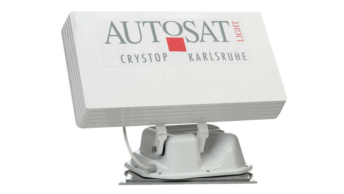 Autosat Light von Crystop