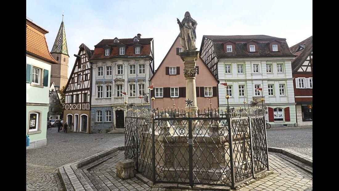 Bad Windsheim Brunnen