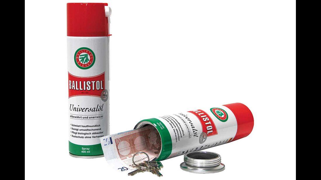 Ballistol Dosentresor