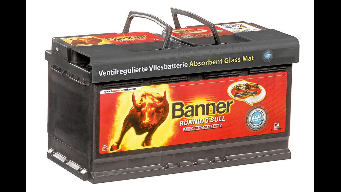 Banner Running Bull AGM 592 01