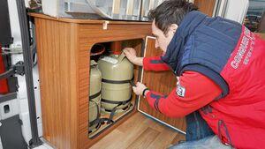 Basiswissen Gasvorrat im Wohnmobil