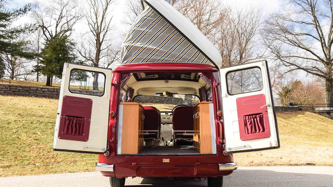Bedford CA Dormobile (1961)