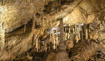 Begehbare Höhlen Rübeländer Höhlen