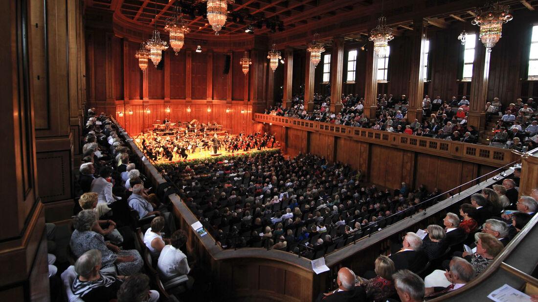 Beim 29. internationalen Klassikmusikfstifal vom 13. Juni bis 13. Juli treten auch dieses Jahr wieder bekannte Künstler auf.