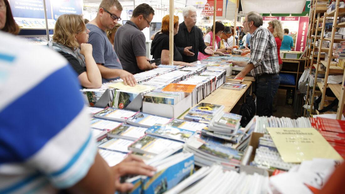 Beim Caravan Salon Düsseldorf von 30. August bis 7. September 2014 steht Besuchern eine noch größerer Auswahl zur Verfügung.