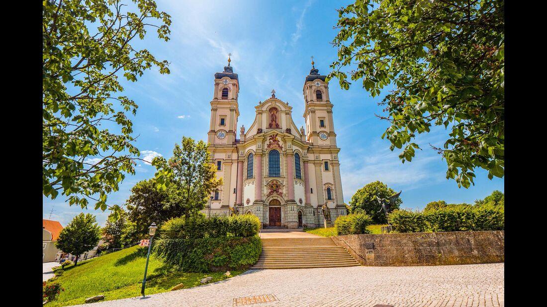 Benediktiner-Abtei Ottobeuren