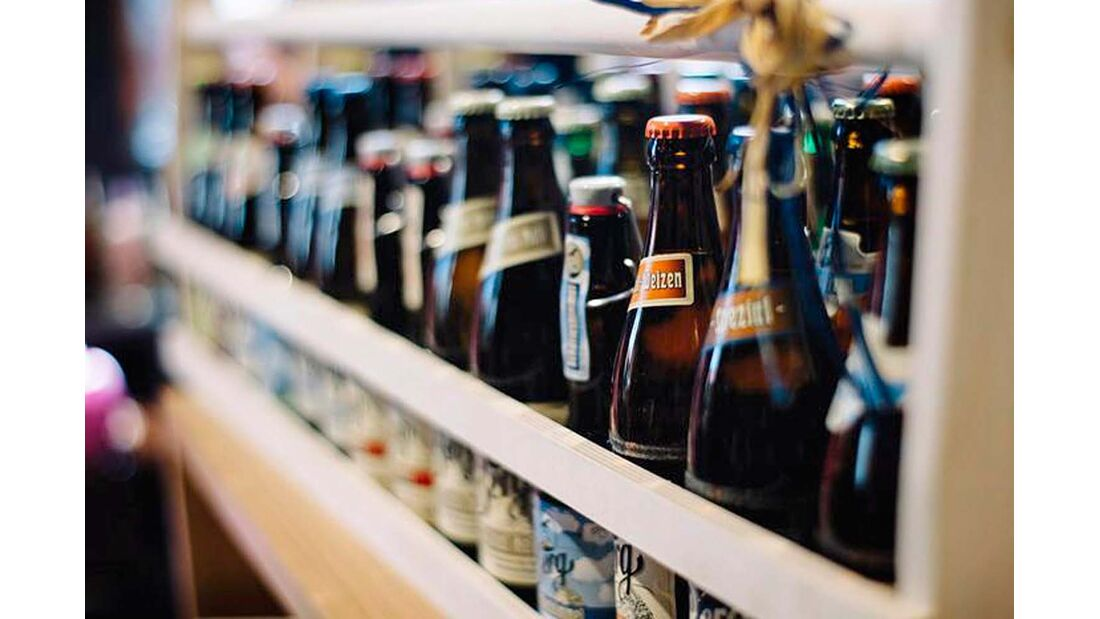 Berg-Brauerei in Ehingen an der Doanu