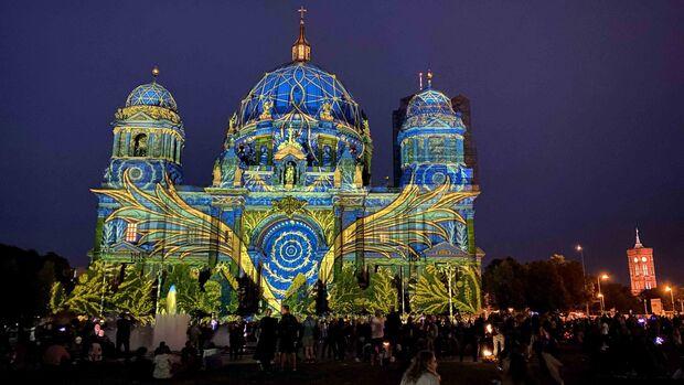 Berlin - Festival der Lichter
