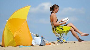 Besonders Familien mit kleinen Kindern wissen vor allem den Schutz vor Sonne und Wind zu schätzen. Easy Camp hat mit der Modellreihe Sommer Produkte für den Urlaub und Festivalbesuch entwickelt.