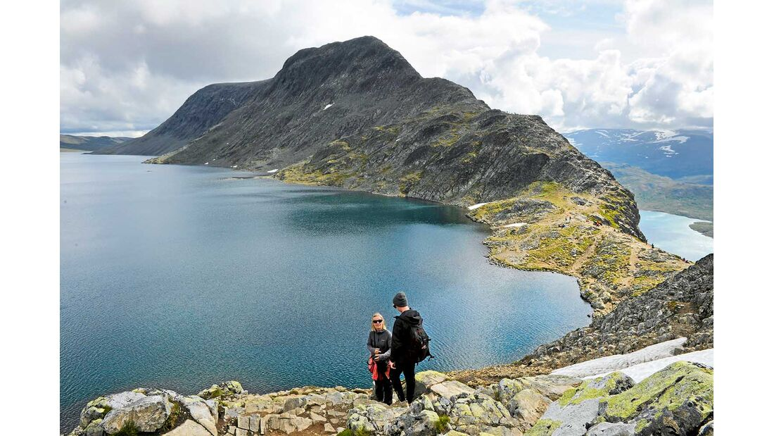 Bessegen-Grat Norwegen
