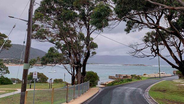 Bicheno, Tasmanien