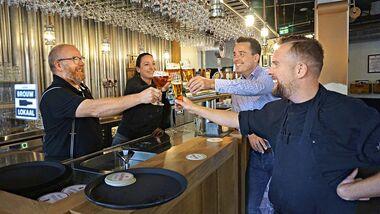 Bier-Tour Niederlande