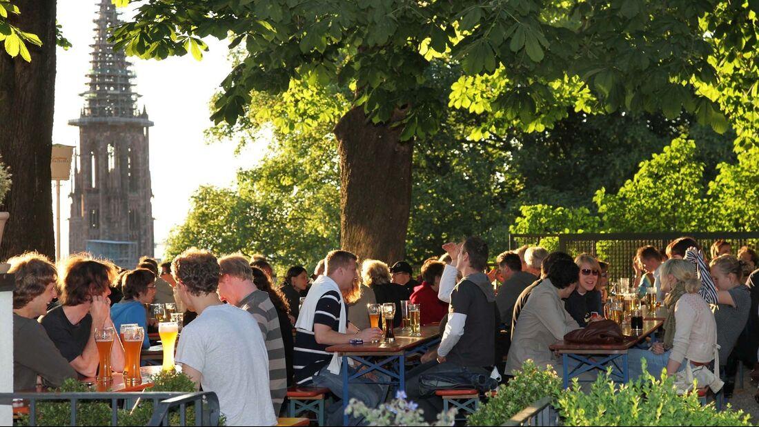 Biergarten Kastaniengarten