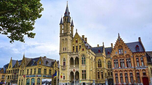 Biertour durch Belgien
