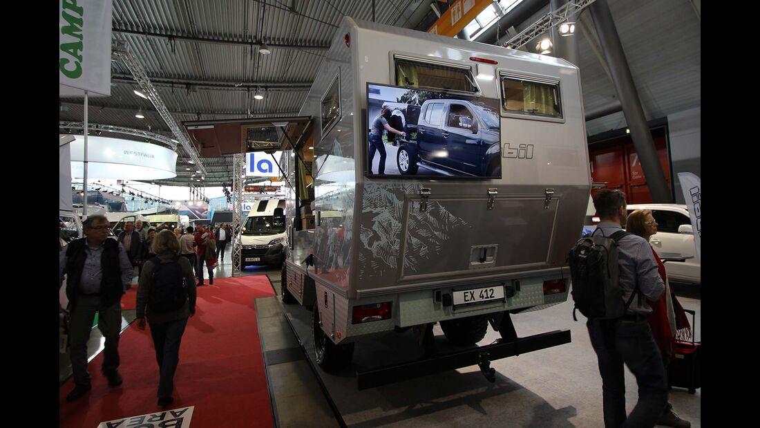Bimobil EX 412 Iveco