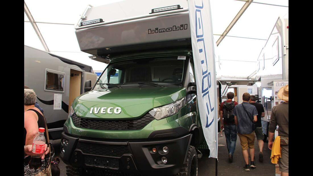 Bimobil EX 420 Iveco Daily
