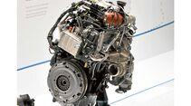 Bis auf den 204-PS-Diesel übernimmt der Crafter die Motoren vom T6.