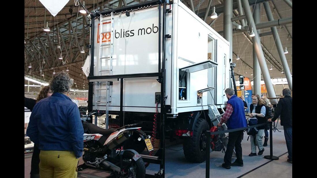 Bliss Mobil U 4003