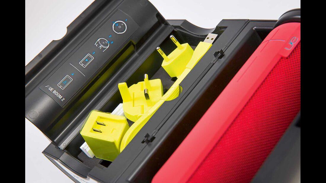 Bluetooth-Lausprecher Bose Soundlink Mini 2 Logitech UE Boom 3