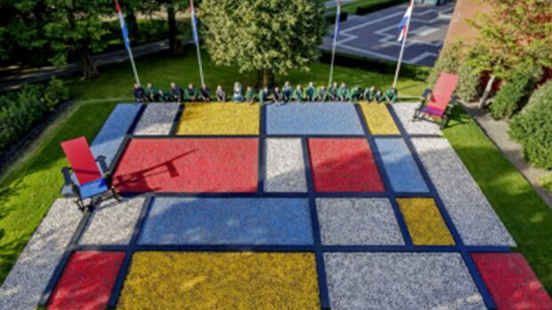 Blumenpark Keukenhof Niederlande