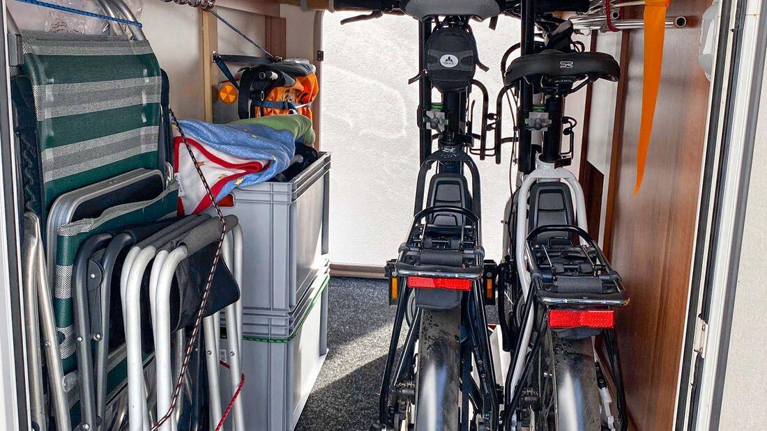 Bob's Garage Bike-Holder
