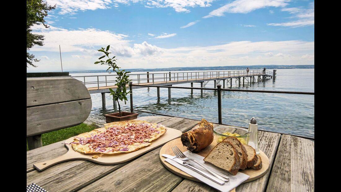 Bodensee deftige Kost